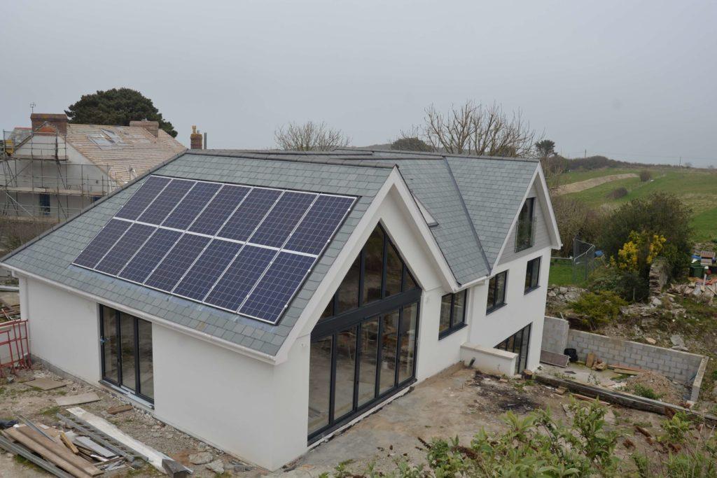 Nudura ICF new build Devon