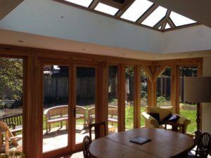 Internal - Window View - Devon